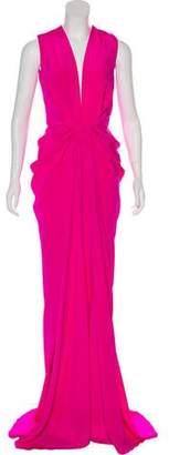 Thakoon Silk Maxi Dress w/ Tags