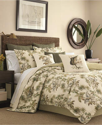 Tommy Bahama Home Nador 4-Pc. Full/Queen Comforter Set