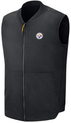 Nike Men's Pittsburgh Steelers Sideline Coaches Vest