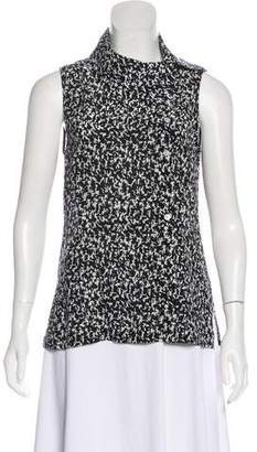 Creatures of the Wind Silk Printed Top