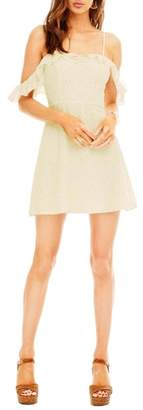 ASTR the Label Kristin Cold Shoulder Dress