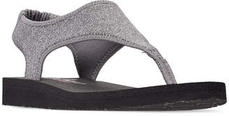 fe8c03227f1 Skechers Women Meditation - Flow Nation Flip Flop Thong Sandals from Finish  Line