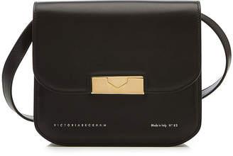 Victoria Beckham Eva Leather Crossbody Bag