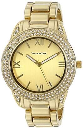 Vernier Women's VNR11165YG Analog Display Japanese Quartz Watch