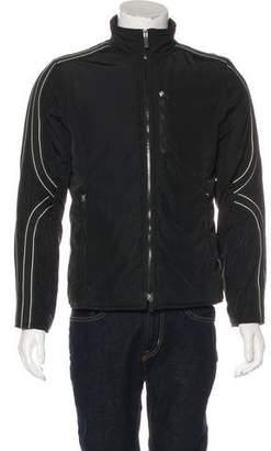 Armani Collezioni Lightweight Piping Jacket