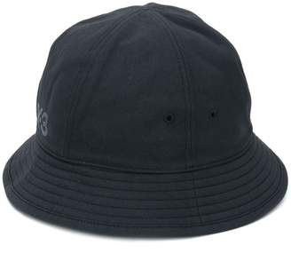 Y-3 logo bucket hat