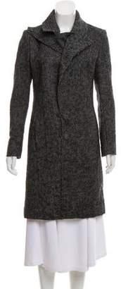 Altuzarra Wool Blend Herringbone Coat