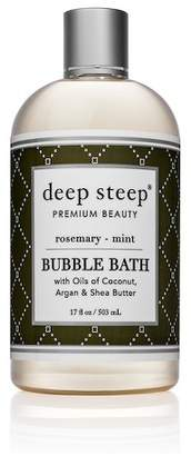 Deep Steep Rosemary Mint Bubble Bath - 17 fl oz