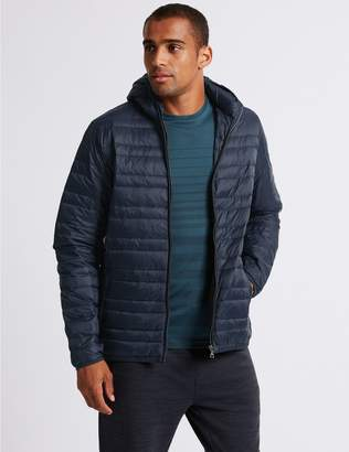 Marks and Spencer Hooded Down & Feather Jacket