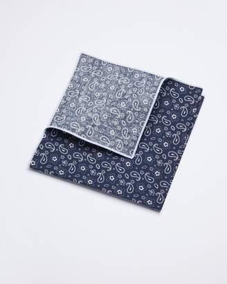 Okan Pocket Square