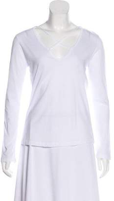 LnA Lightweight Long Sleeve Top