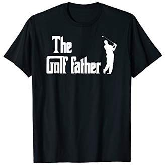 DAY Birger et Mikkelsen The Golf Father Golffather Funny Golfing Fathers Tshirt