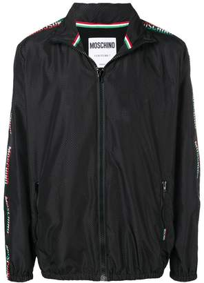 Moschino classic tracksuit jacket