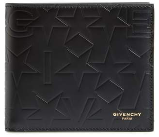 Givenchy Leather Billfold Wallet