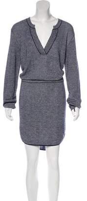 Brochu Walker Amos Wool-Blend Dress w/ Tags