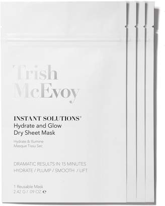 Trish McEvoy 4-Pack Instant Solutions(R) Dry Sheet Mask