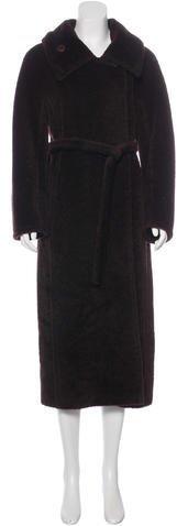Max MaraMaxMara Alpaca & Wool-Blend Coat