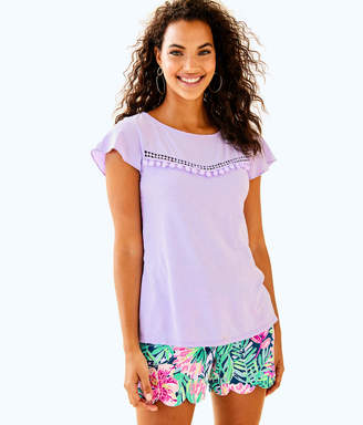 Lilly Pulitzer Florabelle Top