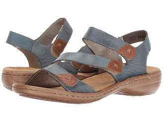 Rieker 60839 Regina 39 Women's Shoes