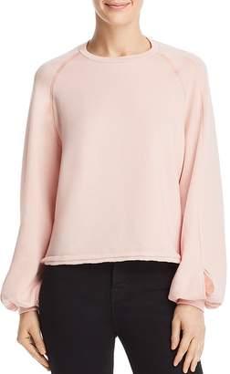 Wilson Project Social T Blouson Sleeve Sweatshirt