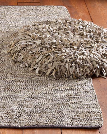 Rug & Floor Pillows