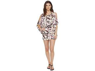 Vitamin A Swimwear Costa Brava Tunic Cover-Up Women's Swimwear
