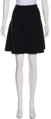 Theory Lotamee Wool A-Line Skirt w/ Tags