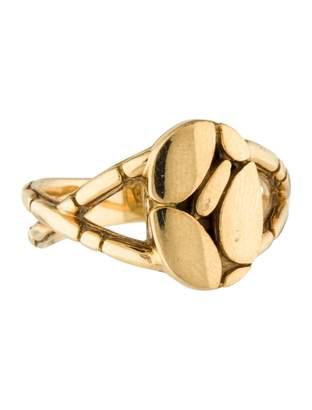 John Hardy Yellow gold ring
