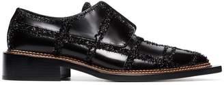 Simone Rocha Embellished leather brogues