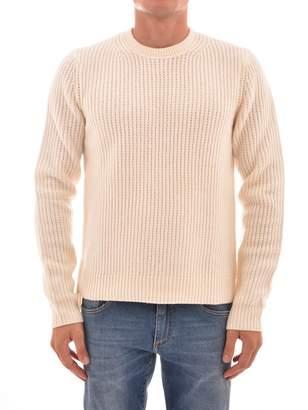 Helmut Lang Ivory Sweater