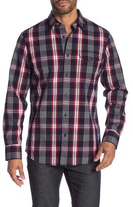 Nordstrom Lumber Plaid Flannel Shirt
