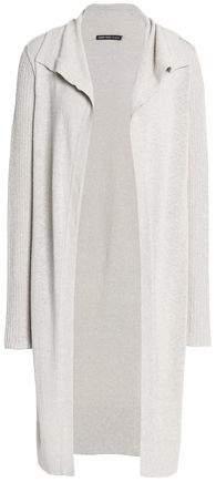 Open-Knit Silk-Blend Cardigan