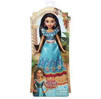 Disney Princess Disney Elena of Avalor Ruling Gown Fashion Doll