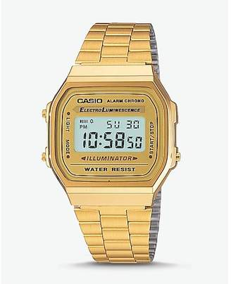 Express Vintage Casio Gold Digital Watch
