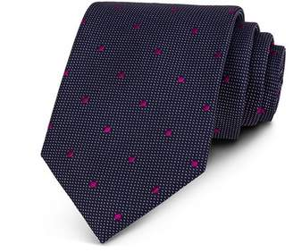 Bloomingdale's The Men's Store at Multi Dot Classic Tie - 100% Exclusive