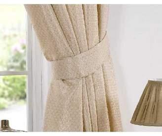 Gjt Venice Pair Of 26 Inch Tie-Backs - Silk