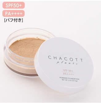 Chacott Cosmetics パウダーファンデーション【ライトベージュ】(C)FDB