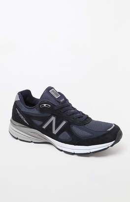 New Balance 990v4 Made in US Navy Shoes