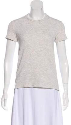 The Row Jersey Short Sleeve Top