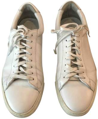 Zespà Leather low trainers