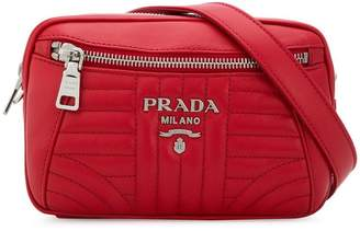 Prada Diagramme belt bag