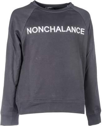 N°21 N.21 N.21 Nonchalance Embroidered Sweatshirt