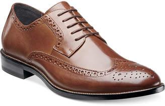 Stacy Adams Men Garrison Wing-Tip Oxford Men Shoes