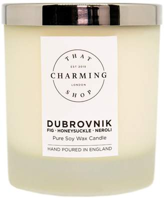That Charming Shop - Dubrovnik Deluxe Candle Fig Honeysuckle Neroli