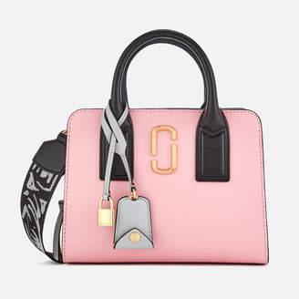 Marc Jacobs Women's Little Big Shot Tote Bag - Baby Pink