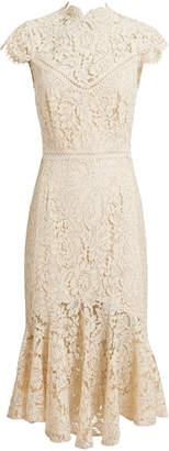 Saylor Iva Lace Dress