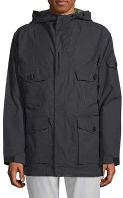 Rag & Bone O-Miles Hooded Jacket