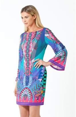 Hale Bob Oba Starburst Dress