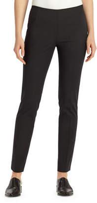 Lafayette 148 New York Stanton Bi-Stretch Slim-Fit Pants