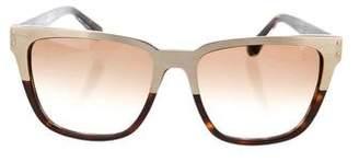 Sophie Hulme Tinted Lens Sunglasses